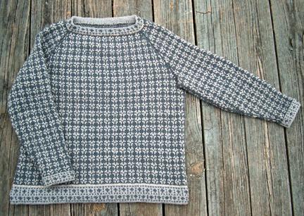 bloman faroe sweater pattern countrywool
