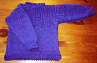 Countrywool JR'S Gansey Sweater