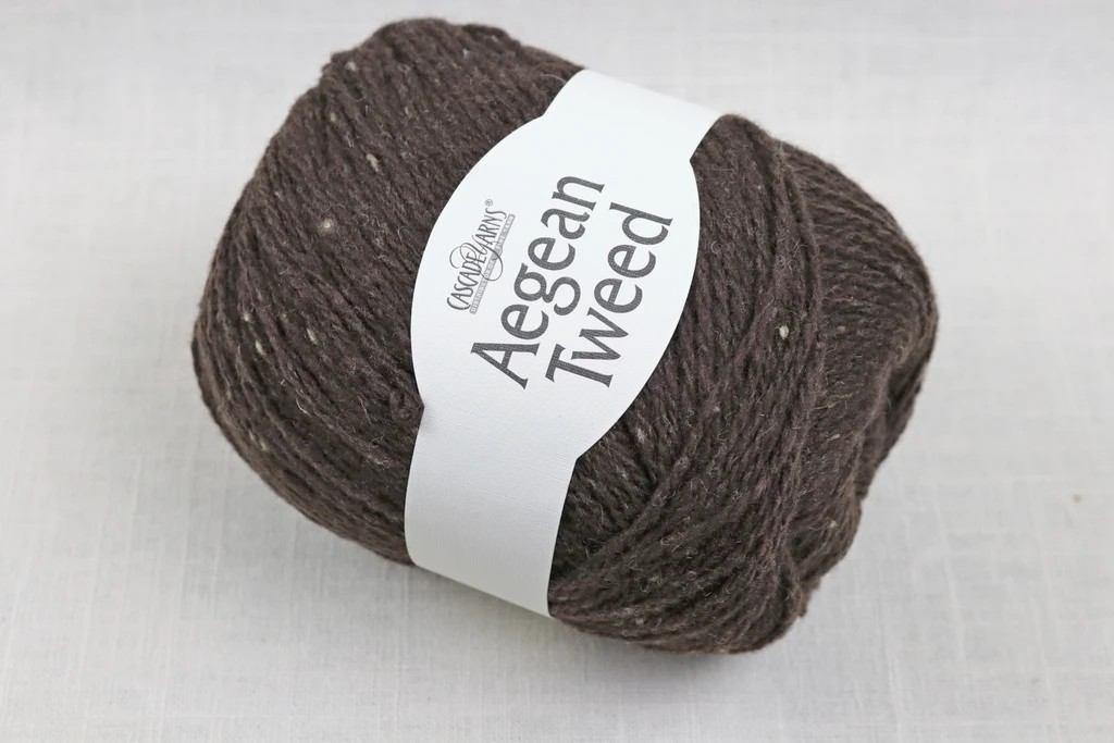 aegean tweed coffee bean