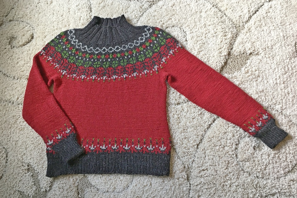 Countrywool Icelandic Hygge Sweater