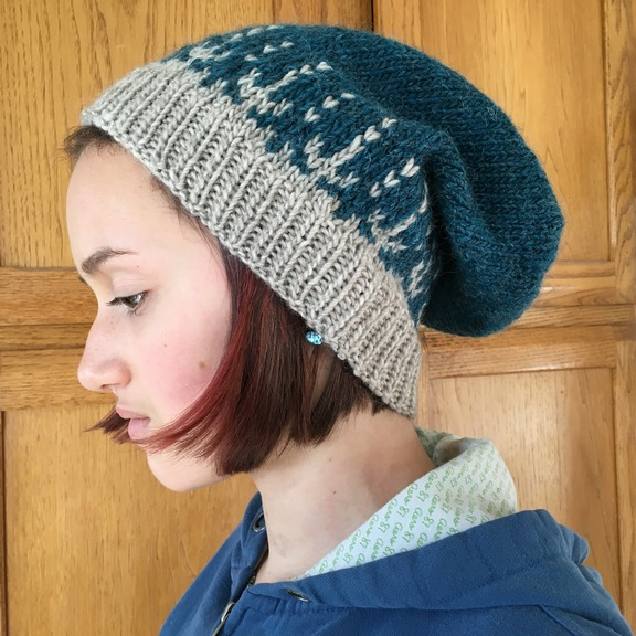 countrywool icelandic hygge hat