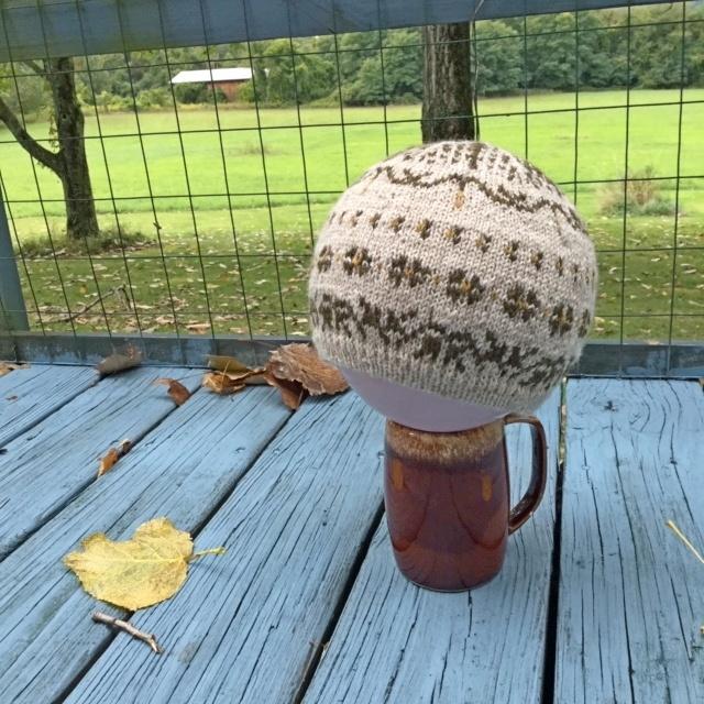 SOS hat pattern